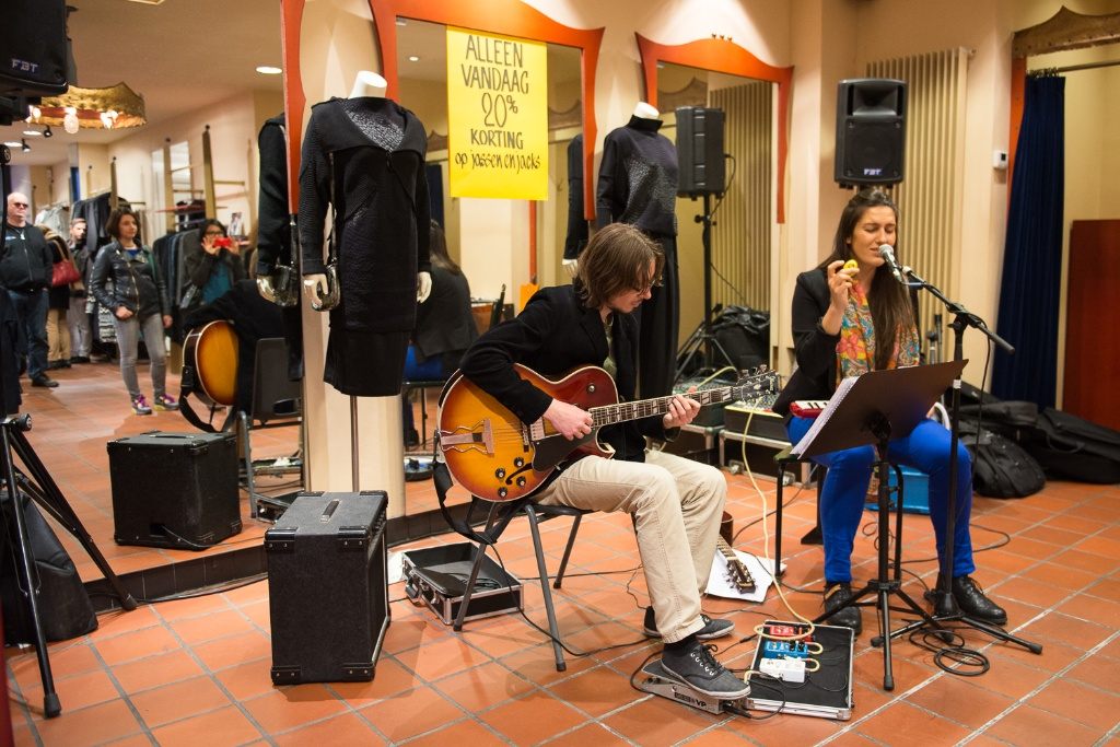 Round Town Jazz Swingin' Groningen